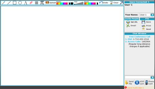 Scriblink Whiteboard
